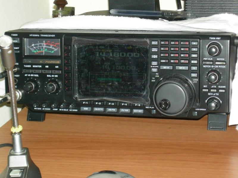Icom 756 Pro-III