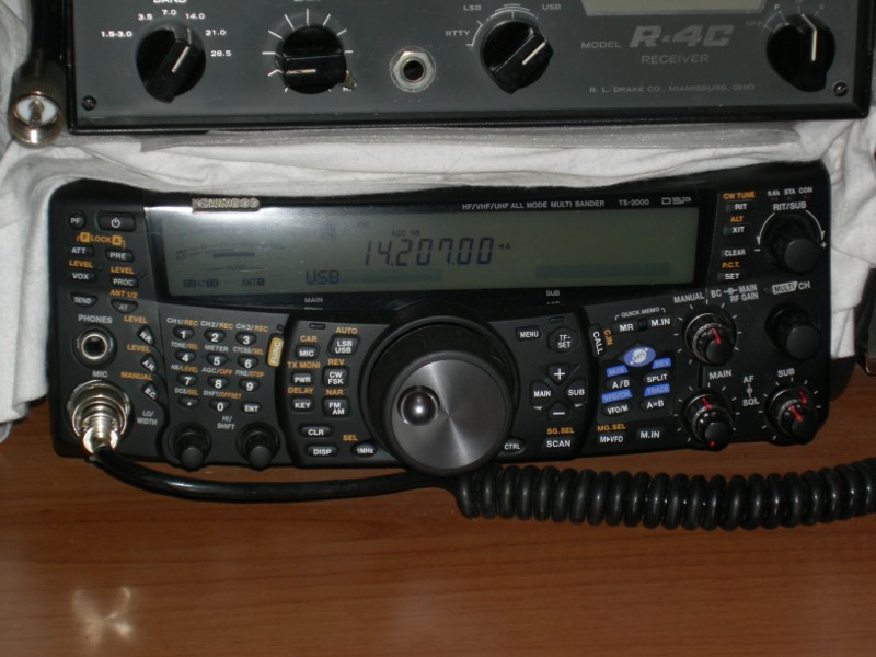 Kenwood TS-2000 Limited Edition